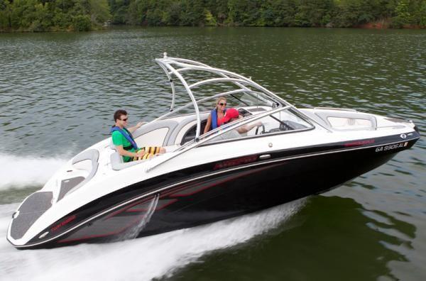 2012 Yamaha Ar240 Ho Red Boats Yachts For Sale