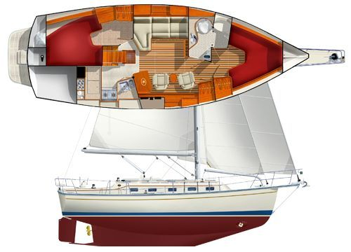 Boats for Sale & Yachts Island Packet 360 2013 All Boats