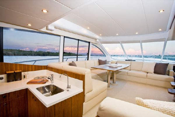 Boats for Sale & Yachts Maritimo A60 Aegean Enclosed Bridge 2013 All Boats