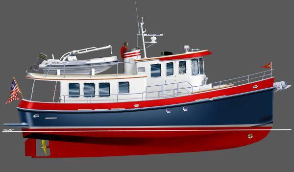 Boats for Sale & Yachts Neville Liveaboard Tug 2013 Tug Boats for Sale