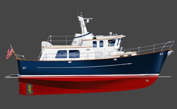 Boats for Sale & Yachts Neville Trawlers 42 2013 Trawler Boats for Sale