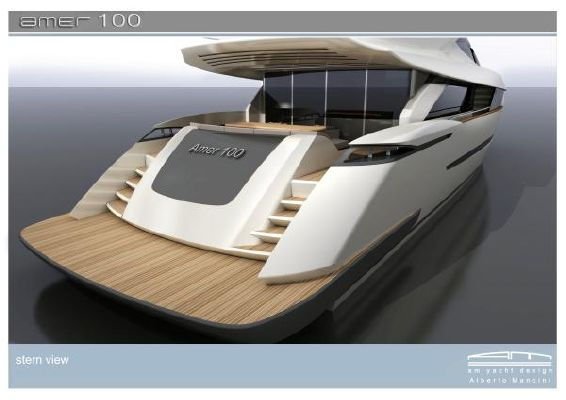 Boats for Sale & Yachts PerMare Amer 100' 2013 2013 All Boats