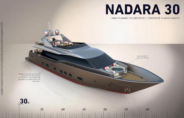 Tecnomar Nadara 30 2013 All Boats