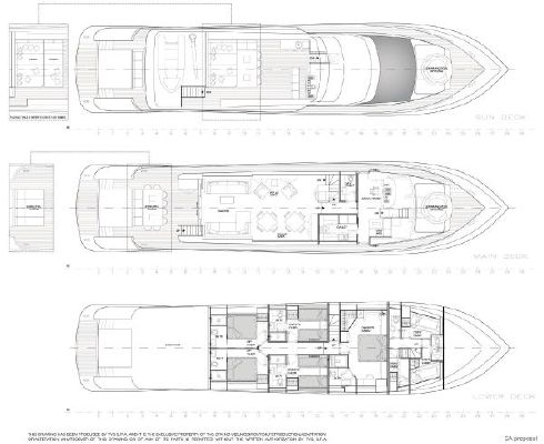 Tecnomar Nadara 30 RPH 2013 All Boats