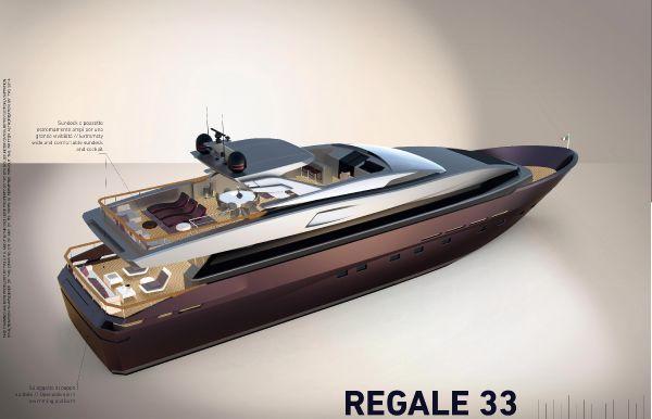 Tecnomar Regale 33 2013 Regal Boats for Sale