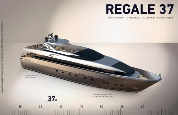 Tecnomar Regale 37 2013 Regal Boats for Sale