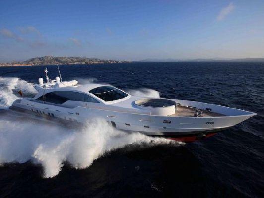 Tecnomar Velvet 36 2013 All Boats