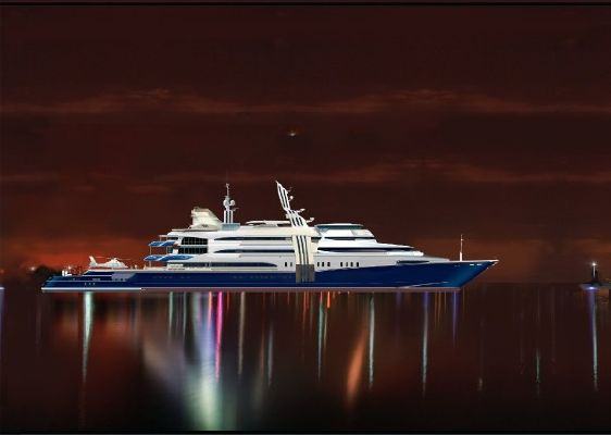 Pavel Shaposhnikov Design Sacred Mary 2014 Motor Boats