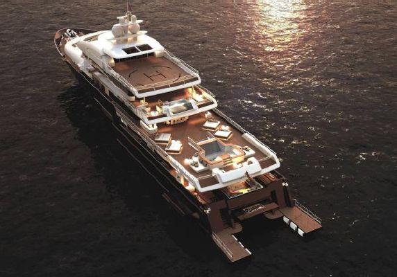 Kaiserwerft Displacement 2015 All Boats