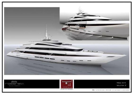 Rossinavi 2015 Motor Boats
