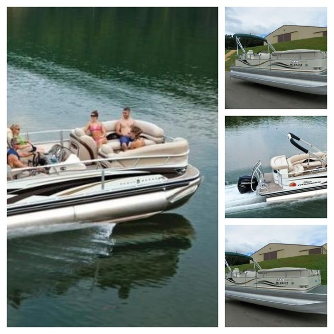 Pontoon Boats Buyer's Guide & Disadvantages 2020 Pontoon Boats for Sale