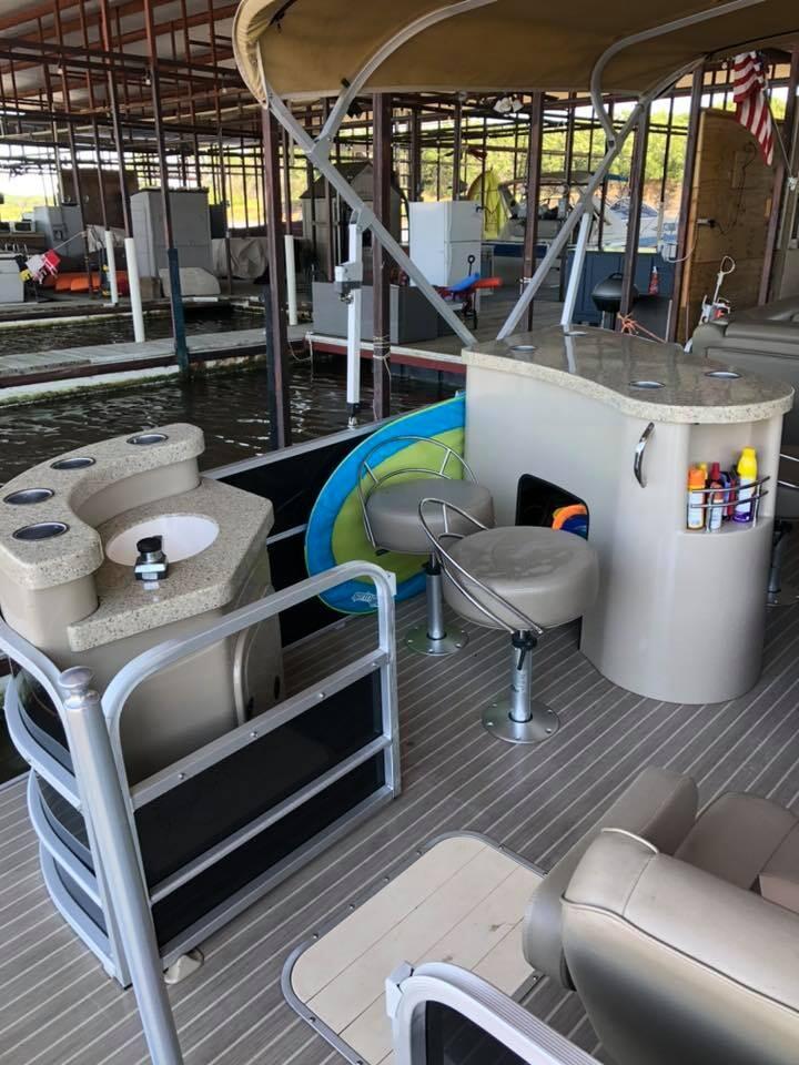 SunCatcher G3 22' Yr. 2015 Pontoon Sun Tracker Boats for Sale