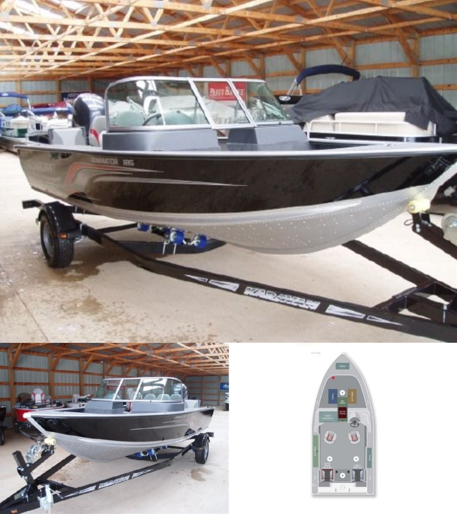 Alumacraft Boats - Different models and characteristics Alumacraft Boats for Sale